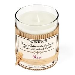 Bougie parfumée à la Rose