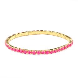 Bracelet Aurore Rose Fluo