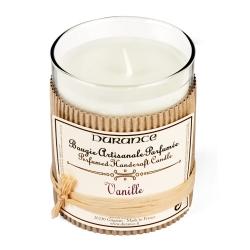 Bougie parfumée à la Vanille