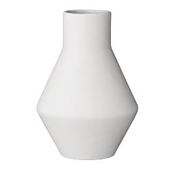 Vase Géométrique Blanc