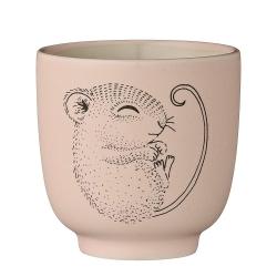 Petit Mug Souriceau Rose