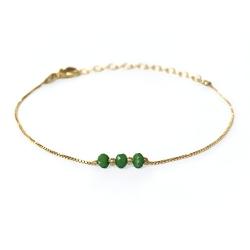 Bracelet Trois Soeurs - Sapin