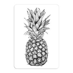 Carte Ananas - Format A6 ou A5