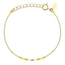 Bracelet Alexandra - Mimosa