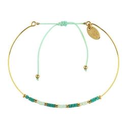Bracelet Jonc Alexandra - Mint