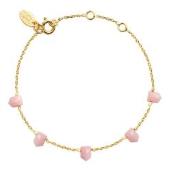 Bracelet Jaipur - Opale Rose
