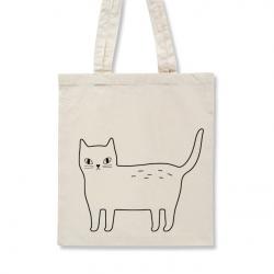 Tote Bag - Kitty