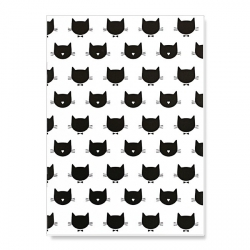 Carnet Kitty Chic