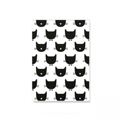 Petit Carnet Kitty Chic