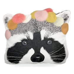 Coussin Raccoon