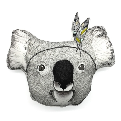 Coussin Koala Sioux