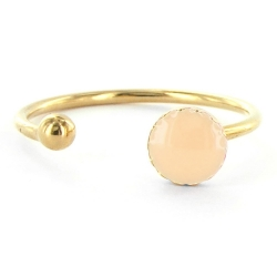 Bague Pure - Nude