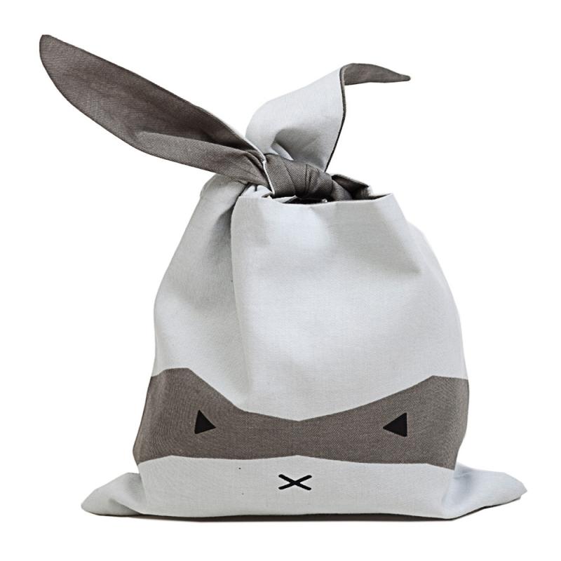 Pochette Racoon - Lunchbag Fabelab - Les inutiles