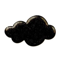 Broche Nuage Noir