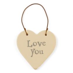 Mini Coeur Love You