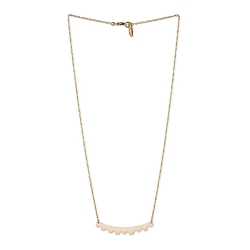 Pendentif Nude - Collier Mulberry Ivoire Titlee - Boutique Les inutiles