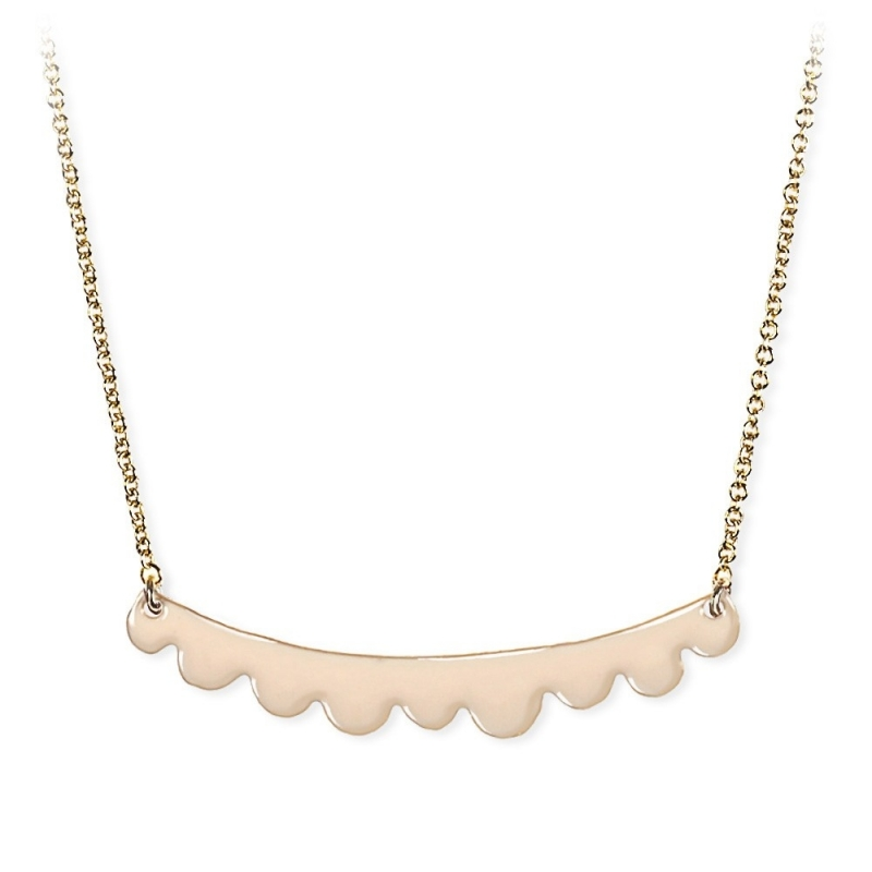 Collier Nude - Mulberry Ivoire Titlee - Boutique Les inutiles