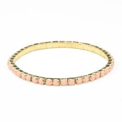 Bracelet Aurore Rose pastel