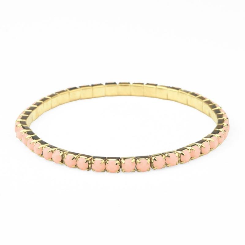 Bracelet Aurore Rose Pastel - Boutique Les inutiles