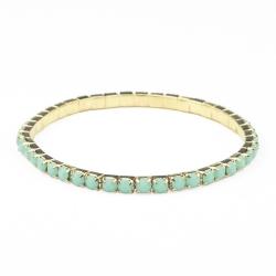 Bracelet Aurore Vert d'eau