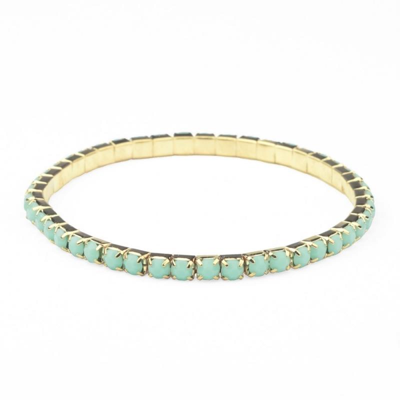 Bracelet Aurore Vert tendre - Boutique Les inutiles