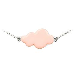Bracelet Nuage Saumon