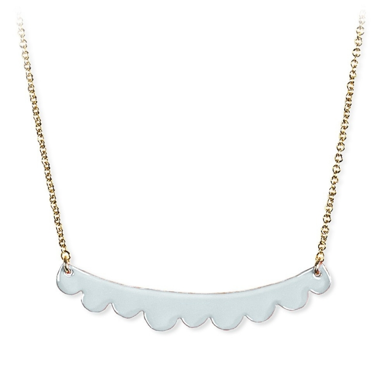 Collier Mulberry Perle - Titlee - Boutique Les inutiles