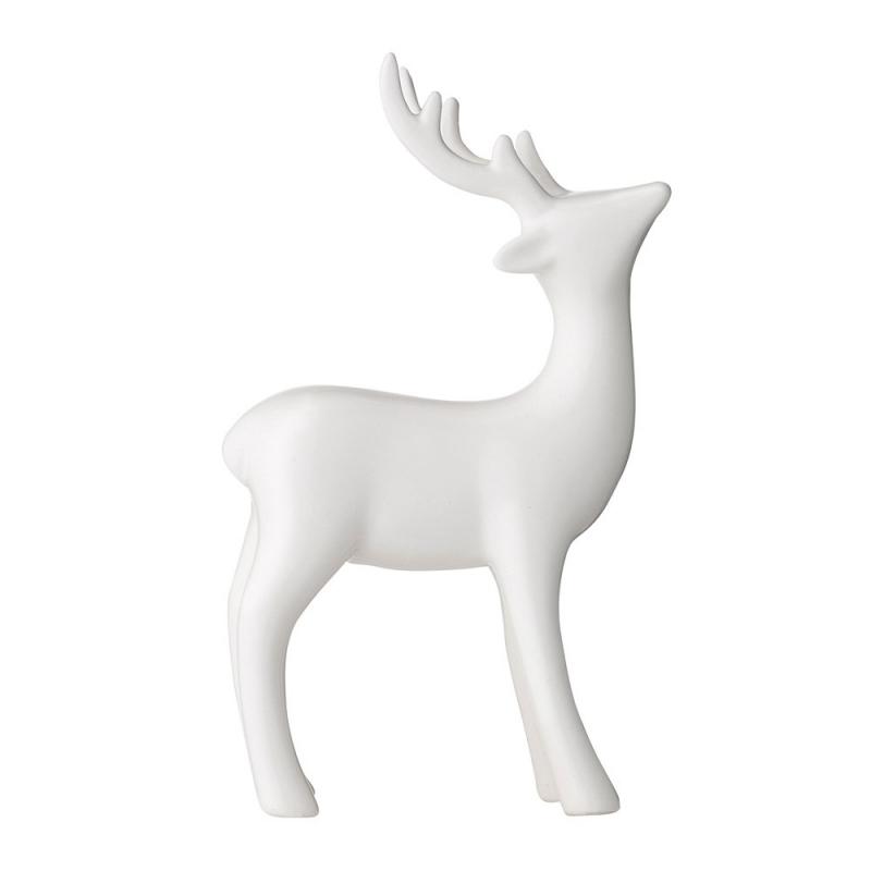 Petit Renne de Porcelaine - Bloomingville - Boutique Les inutiles