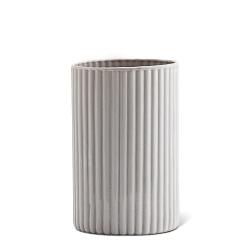Petit Vase Gris Perle