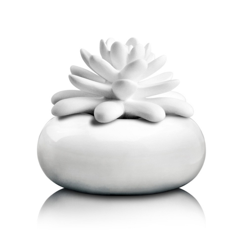 Diffuseur de Parfum Fleur de Lotus - Pissenlit Blanc - Chando - Boutique Les inutiles