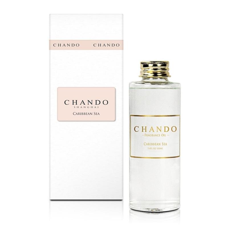 Recharge Pour Diffuseur Lotus - Mer Des Caraïbes - Chando - Boutique Les inutiles