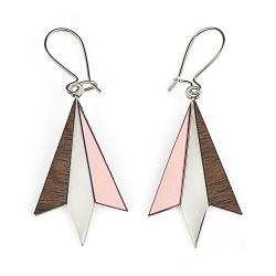 Boucles Northern Lights - Bois & Rose