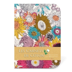 Carnet de Coton - Asters