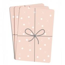 Mini Cartes Cadeau