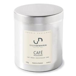 Bougie Café Moussons - Gilles Dewavrin