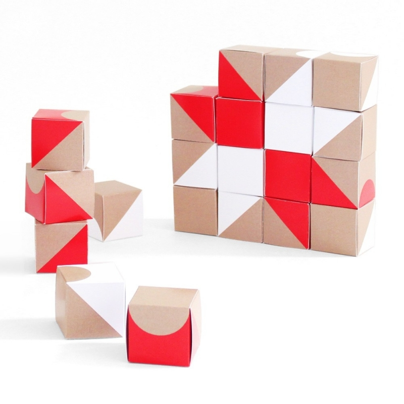 Calendrier de LAvent à remplir - Boxes - Snug - Boutique Les inutiles