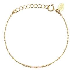 Bracelet Alexandra - Champagne