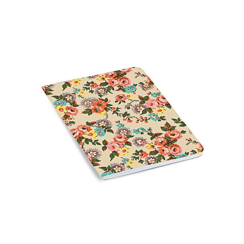 Cahier Flora - Atomic Soda et Lalé - Boutique Les inutiles