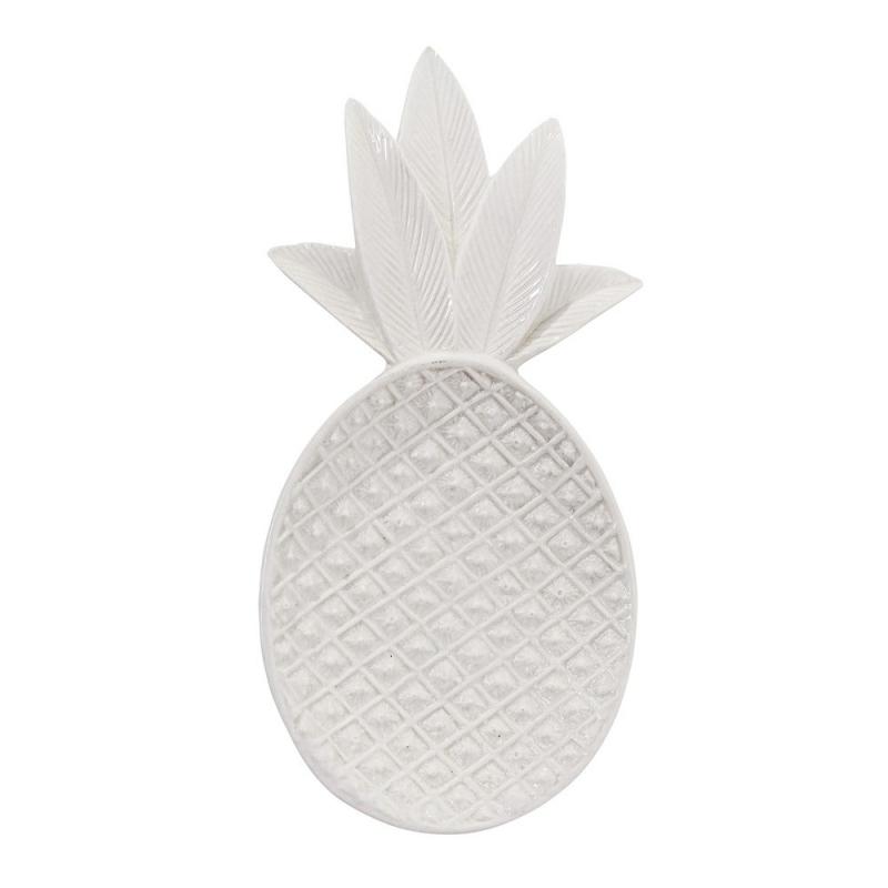 Coupelle ananas blanc - boutique Les inutiles