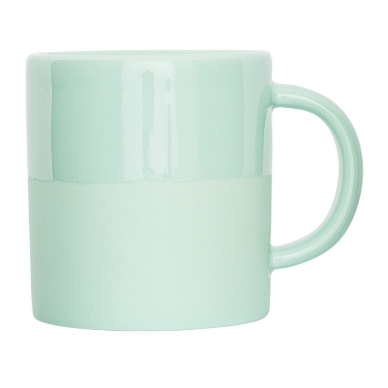 Mug Mint Mat et Brillant - Bloomingville - Boutique Les inutiles