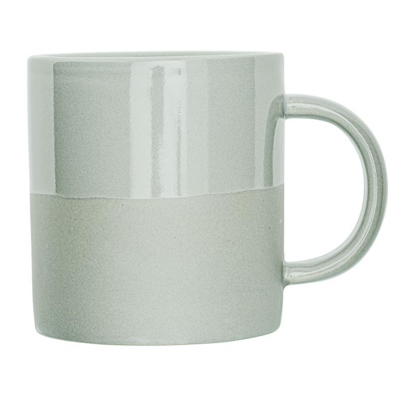 Mug Vert Succulente Mat et Brillant - Bloomingville - Boutique Les inutiles