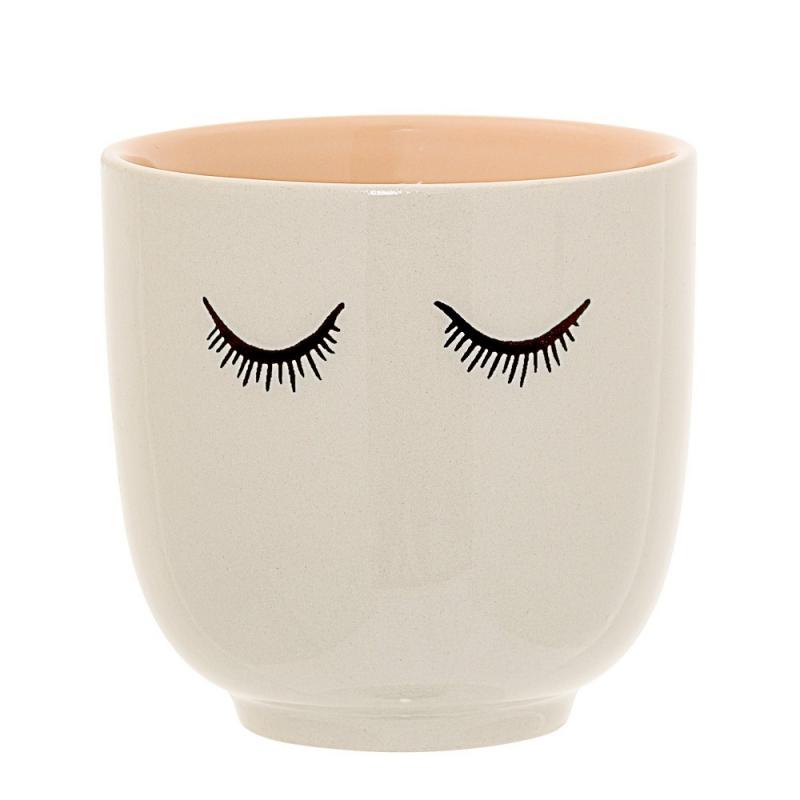 Petite Mug Smile - Cup Audrey Bloomingville - Boutique Les inutiles