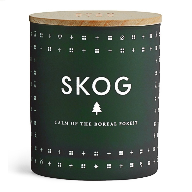 Bougie parfumée Skandinavisk - SKOG - Boutique Les inutiles