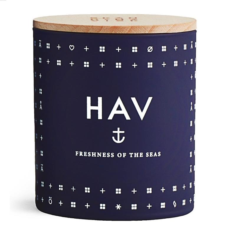 Bougie parfumée Skandinavisk - HAV - Boutique Les inutiles