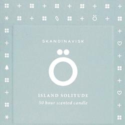 Bougie Ö Skandinavisk - Island Solitude - Bougie parfumée - Boutique Les inutiles
