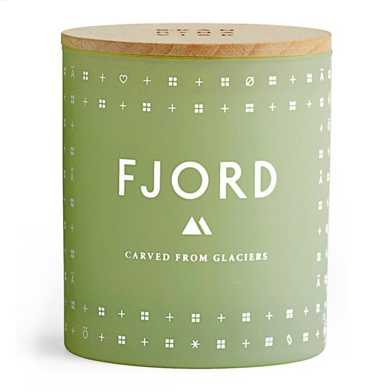 Bougie parfumée Skandinavisk - FJORD - Boutique Les inutiles