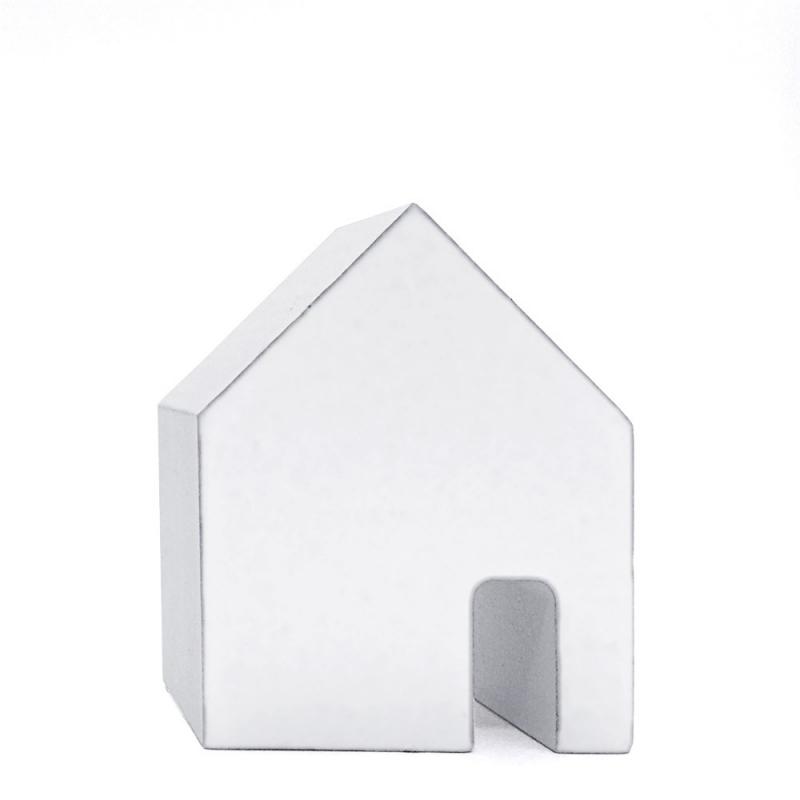 Petite Maison en Bois Blanc - Madam Stoltz - Boutique Les inutiles