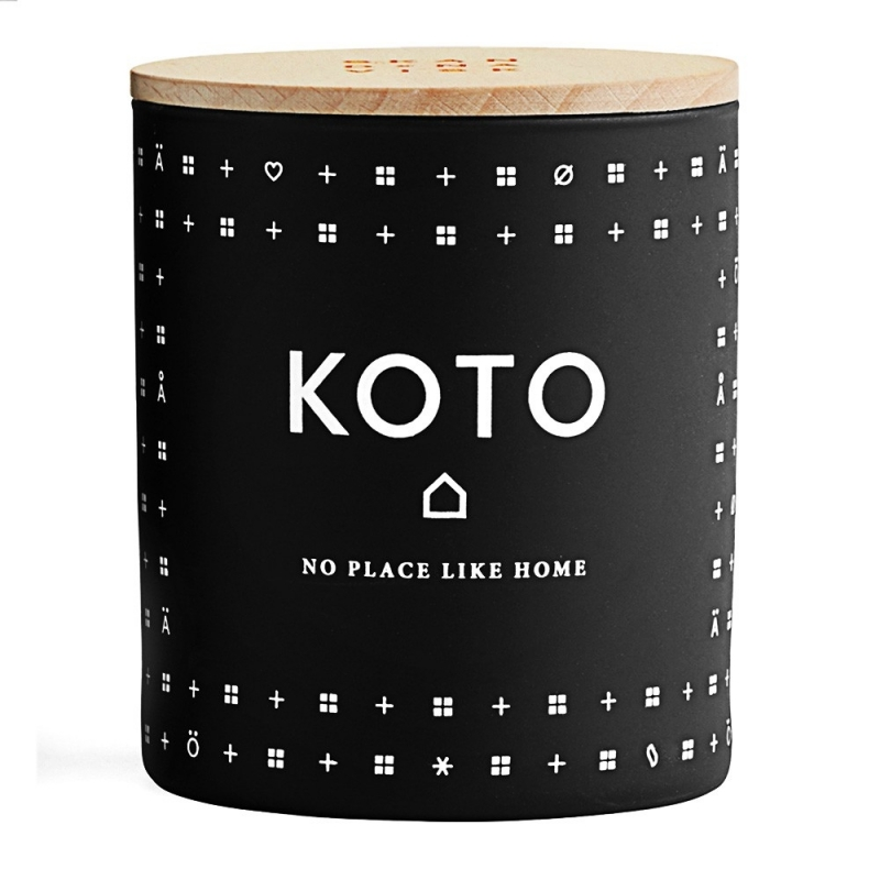 Bougie parfumée Skandinavisk - KOTO - Boutique Les inutiles