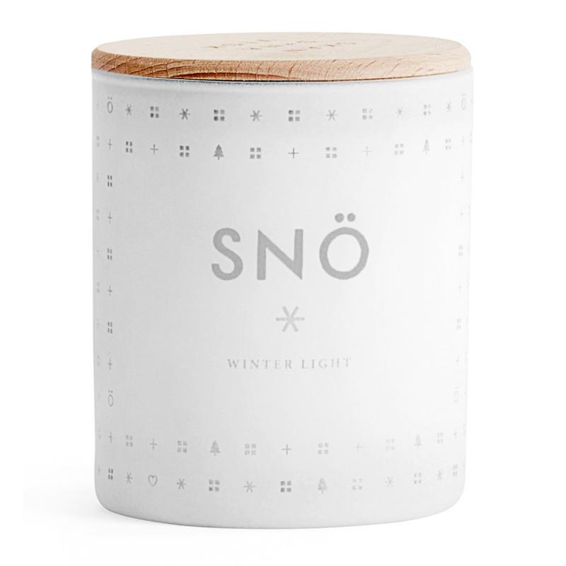 Bougie parfumée Skandinavisk - SNÖ - Boutique Les inutiles