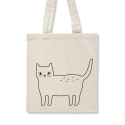 Tote Bag - Kitty